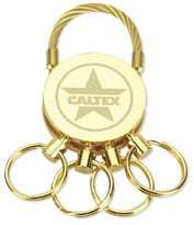 "GGK-006 Spider Round Detachable Key Holder w/Wire 2-1/2"" x 1"""