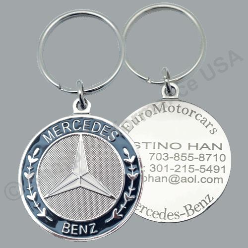 K001MB, mercedes dealer keychains, dealer keychains, custom keychains, factory direct, unique keychains, metal custom keychains, key holders, car dealer keychains, Custom key tags