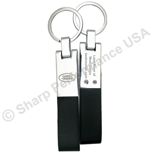K0288 – Premium Leatherette & Metal Keychain
