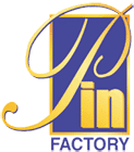Pin Factory Logo