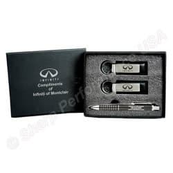 Auto Dealer Gift Sets, Pen and Keychain Gift sets