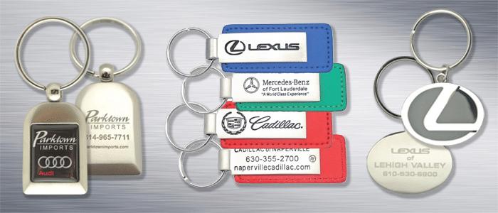 SP Custom Key-chains