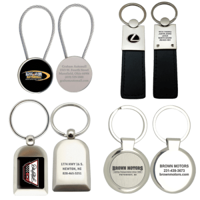 Custom Promotional Keychains